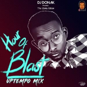 DJ Donak - Hour Of Blast (UpTempo Mix)